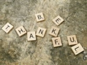 Thankfulness in the classroom