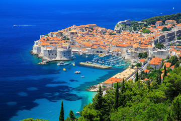 Croatia Coast Photo
