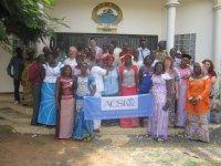Conférence au Sénégal