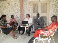 L'ACSI visite le Cameroun en Décembre 2013 - par J-C Huet