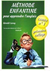 Méthode enfantine : apprendre l`anglais à l`école