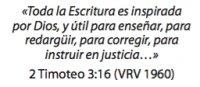 La clase de Biblia ¡Más importante de lo que cree!