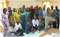 Tournée au Sénégal d'Anne-Marie JAYER