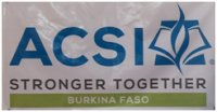 Ouverture du bureau ACSI-Burkina Faso
