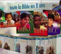 Une Collection de Manuels de Bible pour enfants, pour les écoles ou les églises