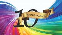 10 ans, 20 ans, le bouquet d'anniversaires de nos écoles membres