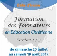 Formation de Formateurs en Afrique de l'Ouest, été 2017, Abidjan