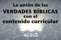 Claves para una efectiva integración bíblica