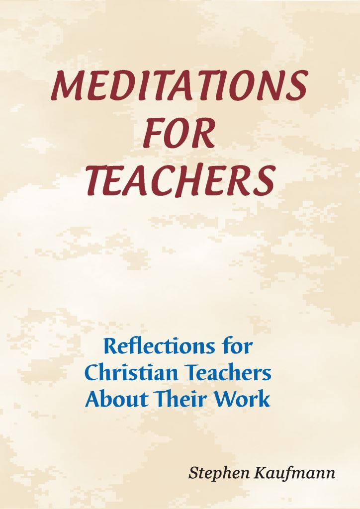 Meditations for Teachers